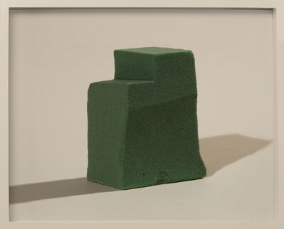 Mauricio Alejo, 'Little Green Cube', 2019