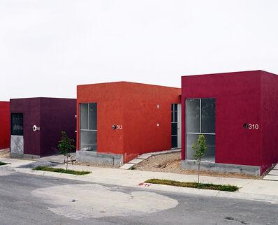 Alejandro Cartagena, 'From the series Suburbia Mexicana, Fragmented Cities, Juarez #1', 2008