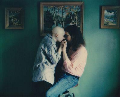 Lisa Toboz, 'Us - Contemporary, Polaroid, Photograph, Figurative, 21st Century, Women, Healing', 2018