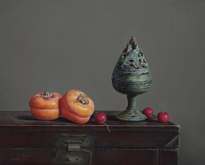 Wu Feng, 'Fruits&Antique', 2019