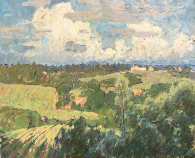 Ben Fenske, 'View of Bonazza', 2018