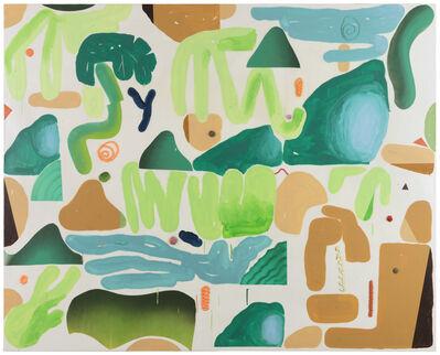Jussi Goman, 'Lost in the Jungle', 2018