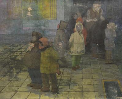 Nadezhda Eliseevna Chernikova, 'Going to the party', 1970