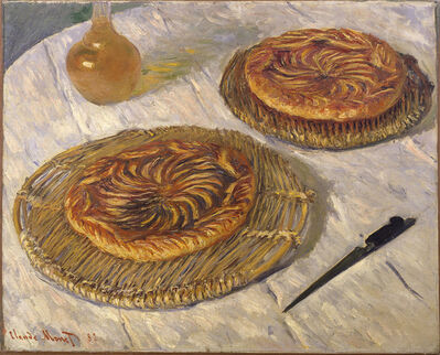 Claude Monet, 'The Galette', 1882