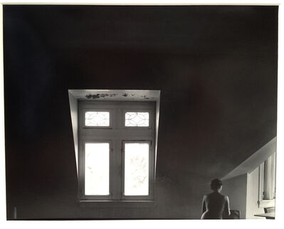 Harry Callahan, 'Eleanor in Garret', 1948