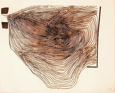 Victor Pasmore, 'Variations of Points No. 9 ', 1966