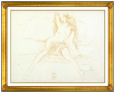 Salvador Dalí, 'Young Woman Arising (Nu Au Sopha)', 1970