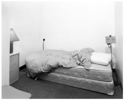 Lynne Cohen, 'Untitled (bed)', 1980s