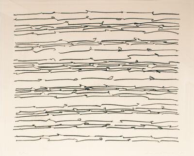Lee Ufan, 'From Line 2', 1981