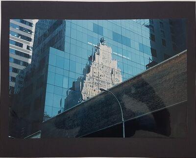 Wolff Buchholz, 'Manhattan - Mirror Effect 2', 1990