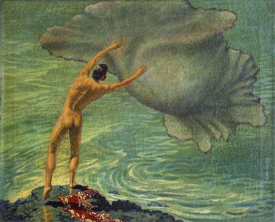 George Quaintance, 'Kanaka Fisherman', 1940