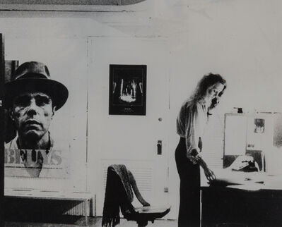 John Coplans, 'Marge in Office, Akron Art Museum', 1979