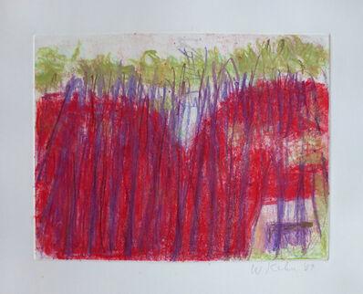 Wolf Kahn, 'Mostly Magenta II', 2009