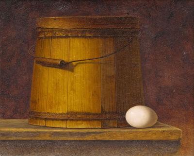 David Brega, 'Still Life with Yellow Bucket and Egg', 1991