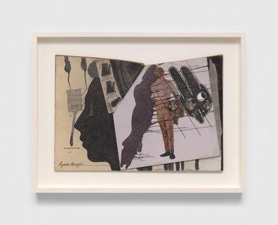 Ray Johnson, 'Untitled (Lynda Benglis Flyswatter)', 1974, 1977, 1985, 1986