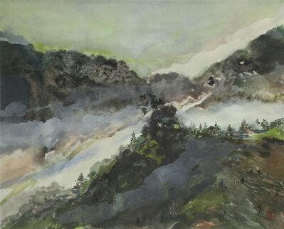 Minol Araki, 'Valley Landscape (MA-038)', ca. 1977