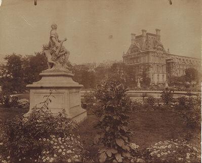 Eugène Atget, 'Tuileries Gardens', 1907c/1907c