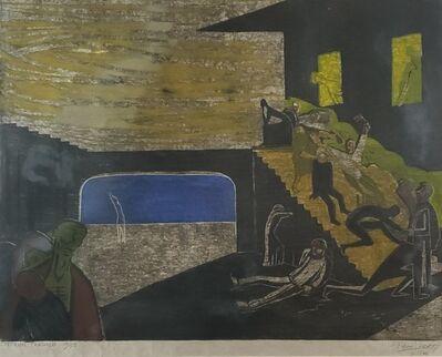 Francisco Amighetti, 'Carnaval trágico ', 1970