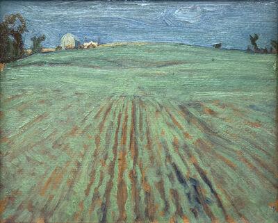 JEH MacDonald, 'Potato Fields', 1920