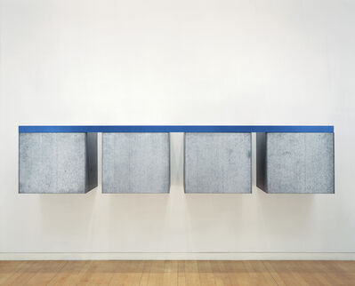 Donald Judd, 'To Susan Buckwalter, 1964', 1964