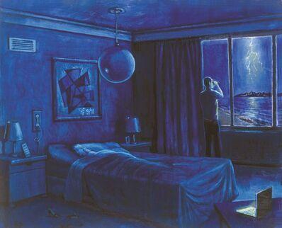 Sergio Ceccotti, 'Il fulmine', 2011