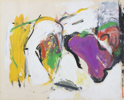 Milton Resnick, 'Abstraction #5', 1955