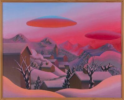 Salvo, 'Una valle', 2000