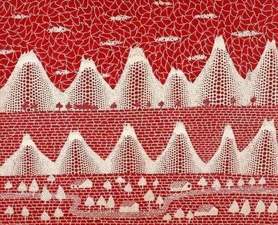 Yayoi Kusama, 'The Shinano Road', 1983