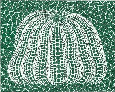 Yayoi Kusama, 'Pumpkin G かぼちゃ G', 1999