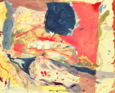 Helen Frankenthaler, 'Lorelei', 1956