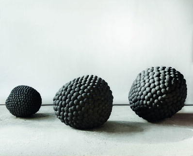 Peter Randall-Page, 'Inside Out I, II and III', 2014
