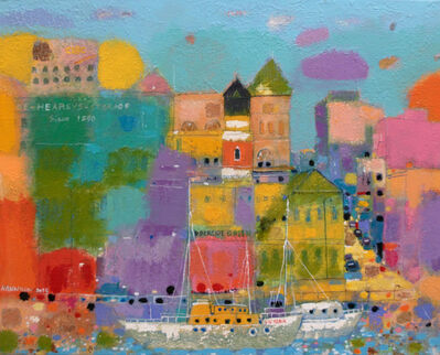 Hashim Hannoon, 'A View of the City'