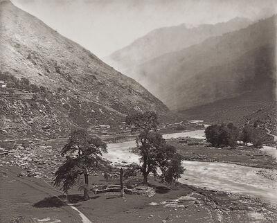 Samuel Bourne, 'Kullu Valley ', 1866