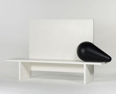 """Pierre Charpin, '""""IGNOTUS NOMEN"""" BENCH', 2011"""
