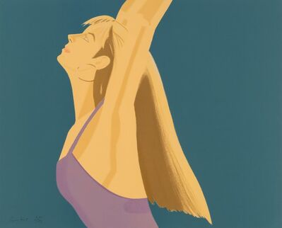 Alex Katz, 'Night: William Dunas Dance 1-4/Pamela (four works)', 1983