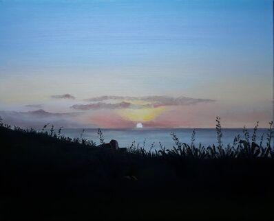 Juan J. Franchi, 'Atardecer en Punta Colorada', 2020