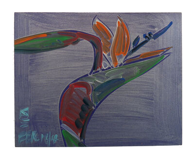 Frank Romero, 'Bird of Paradise', 2019