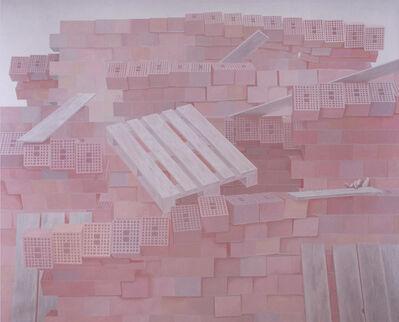 Dragan Bibin, 'Raft of Medusa, EURO Pallet', 2020