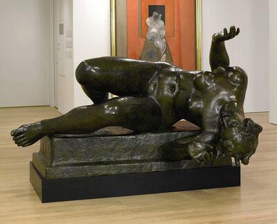 Aristide Maillol, 'La Rivière', Conceived in 1938-43 and cast at a later date