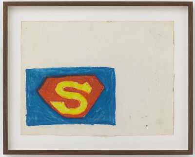 Stewart Hitch, 'Superman Logo', ca. 1978