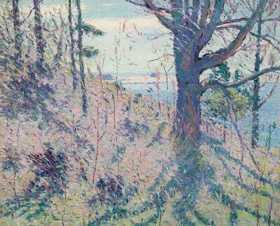 Allen Tucker, 'Early Spring - New England Coast', 1911