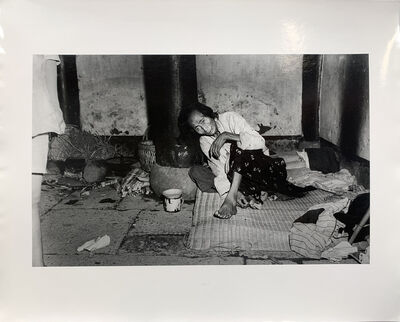 Richard Yee, 'Poverty, Hong Kong, 1949-1950', 1949-1950; 2020
