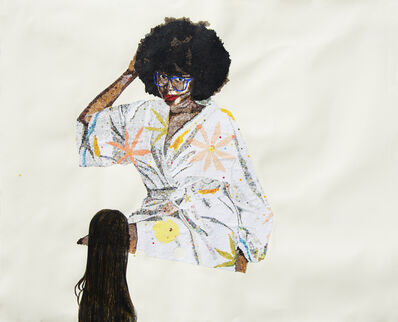 Ngozi Schommers, 'Contemplating Tuesday', 2020