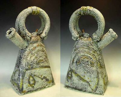 Yoshiro Ikeda, 'Arc Teapot', ca. 2000
