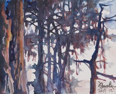 Feng Liu, 'Forest Border', 2015