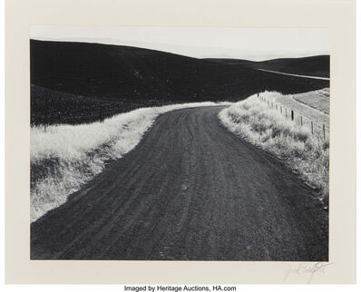 Jack Welpott, 'Near Sacremento and Oregon Cost (two photographs)', 1969