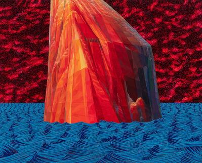 Ahn Doo Jin, 'The orange stone', 2021