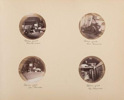 Unknown Artist, 'An Exceptional Kodak No. 1 Album of San Francisco Chinatown and Mexico', circa 1890