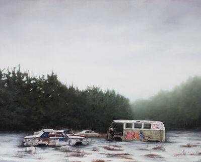 Moisés Jácome, 'Arbolada', 2018