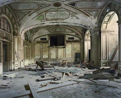 Andrew Moore, 'Ballroom, Lee Plaza Hotel, Detroit', 2008